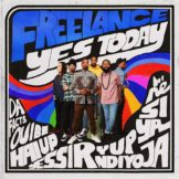 Freelance Celebrates Their Forthcoming Debut Album 'Yes Today' Out May 11th via Revive Music.