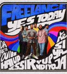 Long Awaited Freelance Debut Album 'Yes Today' Slated For May 11 Release On Revive Music