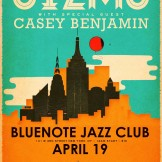 gizmo, revive music, casey benjamin