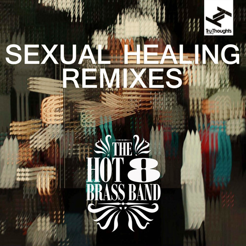 "Space Captain Flips Hot 8 Brass Band's Cover of ""Sexual Healing"""