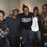 Bilal, Mark Colenburg, Robert Glasper, Casey Benjamin, Derrick Hodge, The Robert Glasper Experiment