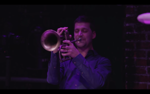 "Video: John Raymond ""Roots Trio"" - ""Blues For CM"""