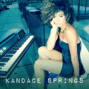 "Kandace Springs Debuts New Single ""Forbidden Fruit"" From Her Forthcoming Self-Titled EP."