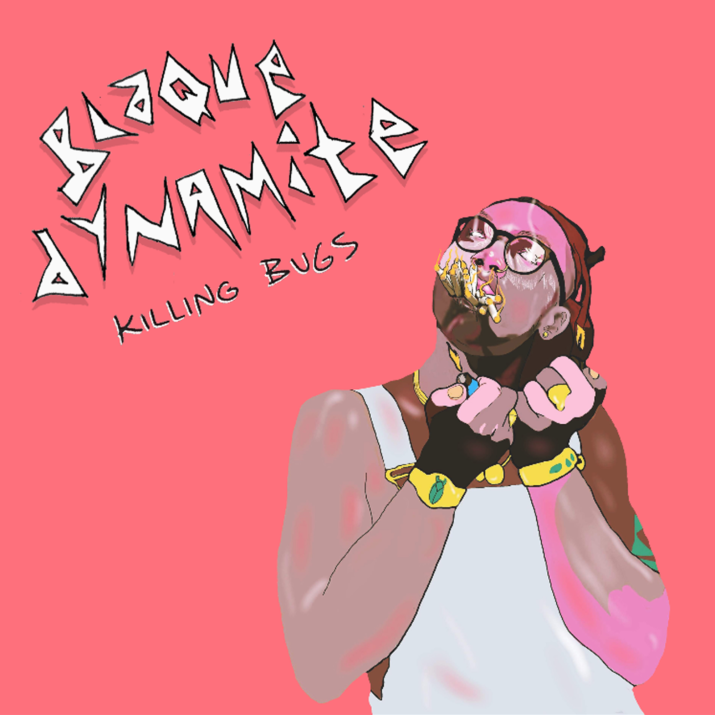 "Blaque Dynamite (Mike Mitchell) Gives Us A Taste Of Upcoming 'Killing Bugs' Record With ""Cock Roaches"""