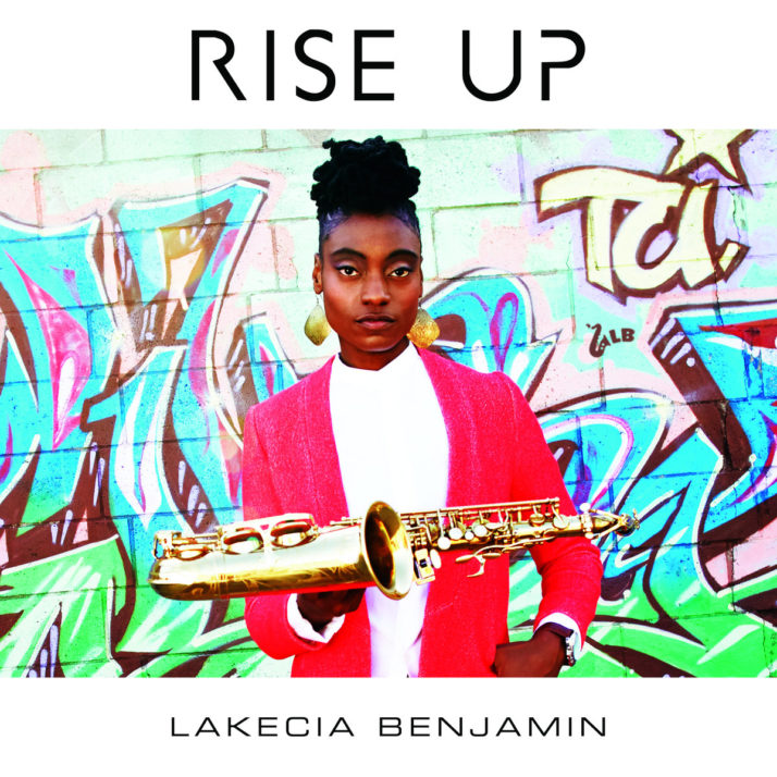 """Lakecia Benjamin Teams Up With GRAMMY Award Winning """"Teacher of the Year"""" Melissa Salguero For """"March On"""" Video"""