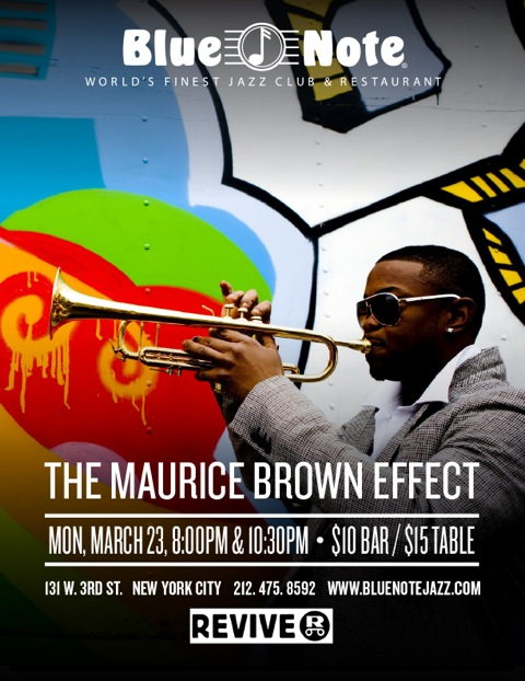 Maurice Brown FX
