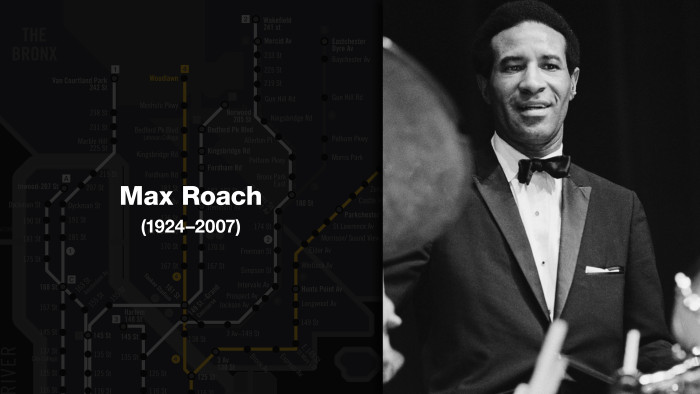 Video Premiere: 'Last Stop on the 4 Train (Max Roach)'