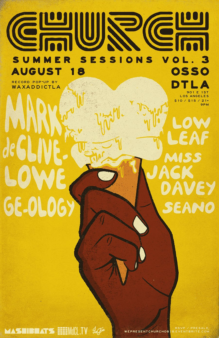 Mark de Clive-Lowe summer sessions 3