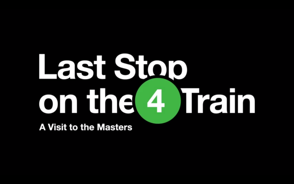John Robinson's 'Last Stop on the 4 Train' Official Trailer