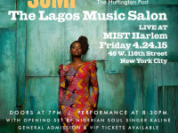 4/24: Somi - The Lagos Music Salon at MIST Harlem