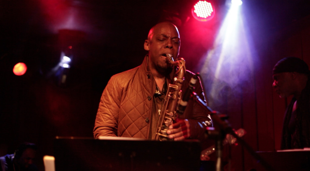 'Inevitable' - Marcus Strickland's Twi-Life feat. Jean Baylor