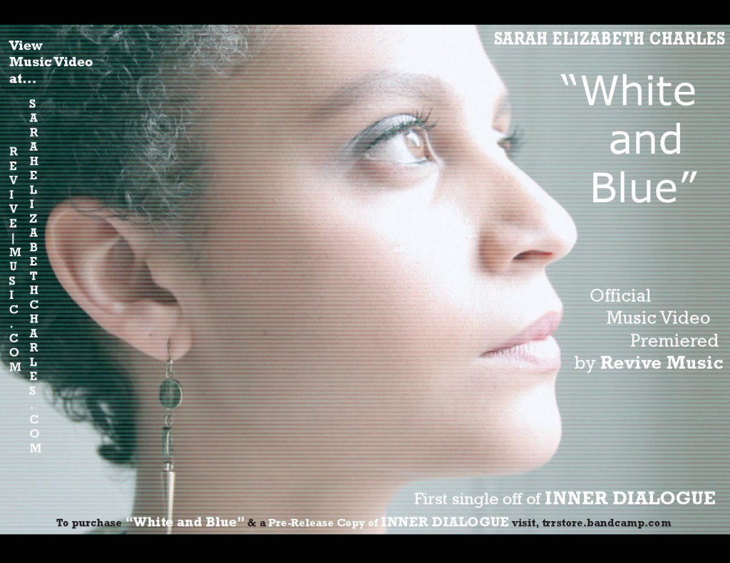 "Video Premiere: Sarah Elizabeth Charles - ""White and Blue"""