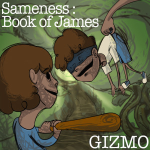 "GIZMO returns ahead of his 9/10 show at Rockwood to drop his newest track ""Sameness: Book of James."""