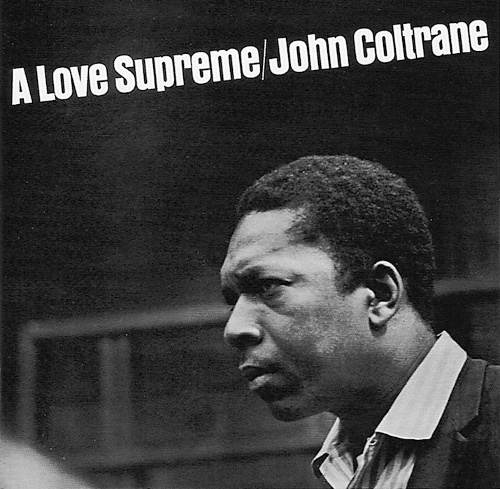 John Coltrane A Love Supreme Cover Art