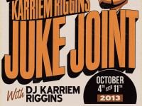 karriem riggins, nyc, sutra lounge, detroit, juke joint