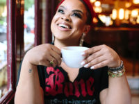 """Laurin Talese strolls London and Paris in the official video for """"Tick Tock"""" from her 2016 'Gorgeous Chaos' LP directed by WFRSON."""