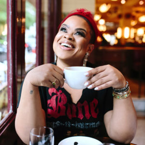 "Laurin Talese strolls London and Paris in the official video for ""Tick Tock"" from her 2016 'Gorgeous Chaos' LP directed by WFRSON."