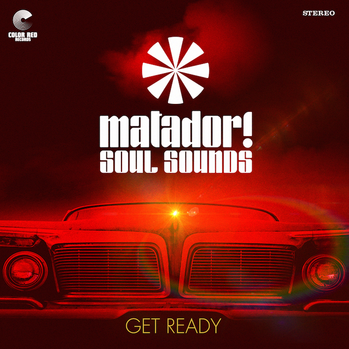 """Eddie Roberts and Alan Evans' jazz, funk & soul outfit 'Matador! Soul Sounds' premieres the new single """"El Dorado"""" from their debut full-length album 'Get Ready.'"""