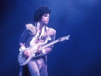 Prince, performing in 1985, in his superstardom heyday. Photograph: Michael Ochs Archives