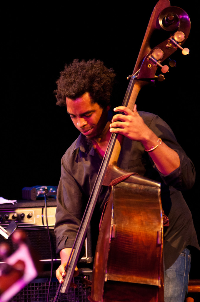Rashaan Carter Photo by Harlem Stage