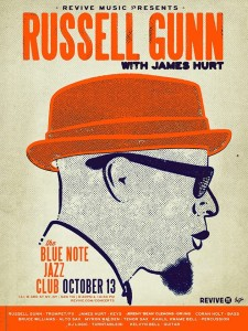 Russell Gunn with James Hurt Live at Blue Note